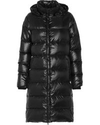 Duvetica - Deneb Quilted Shell Hooded Down Coat - Lyst
