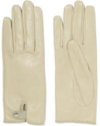 Causse Gantier - Louise Leather Gloves - Lyst