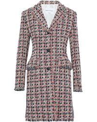 Sonia Rykiel - Cotton-blend Tweed Jacket - Lyst