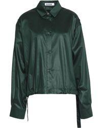 Jil Sander - Cotton-shell Jacket - Lyst