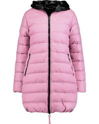 Duvetica - Ace Quilted Shell Hooded Jacket - Lyst