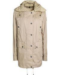 Belstaff - Cotton-twill Hooded Jacket - Lyst