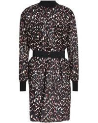 By Malene Birger - Printed Cotton Dress - Lyst