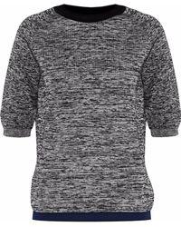 Marni - Marled Wool-blend Sweater - Lyst