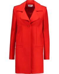 Carven - Cotton-twill Coat - Lyst