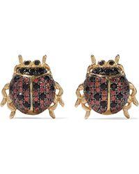 Noir Jewelry - Ladybug - Lyst