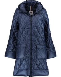 Pyrenex | Replic Quilted Shell Down Coat | Lyst
