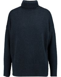 NLST - Oversized Ribbed-knit Jumper - Lyst