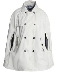 Petit Bateau - Shell Jacket Light Gray - Lyst