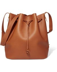 Sophie Hulme - Gibson Leather Bucket Bag - Lyst