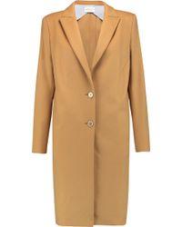 Vionnet - Wool-felt Coat - Lyst