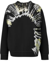 Marni - Printed Scuba Sweatshirt - Lyst