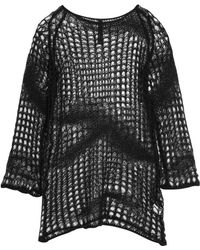 Gareth Pugh - Open-knit Sweater - Lyst