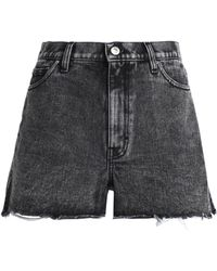 IRO - Denim Shorts - Lyst