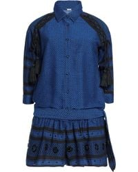 Dodo Bar Or | Embellished Houndstooth Cotton Playsuit | Lyst
