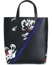 Proenza Schouler - Printed Leather Tote - Lyst