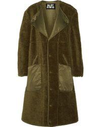 NLST - Wool Coat - Lyst