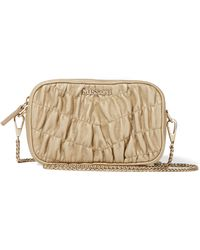 Missoni - Metallic Matelassé Leather Shoulder Bag - Lyst