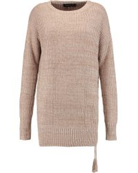 Rachel Zoe - Sonia Ribbed-knit Silk And Cotton-blend Sweater - Lyst