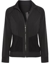 Purity Active - Mesh-trimmed Scuba Jacket - Lyst