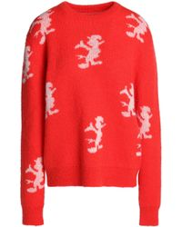 House of Holland - Jacquard-knit Jumper - Lyst