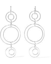 Noir Jewelry - Silver-tone Earrings - Lyst