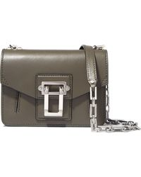 Proenza Schouler - Hava Leather Shoulder Bag - Lyst