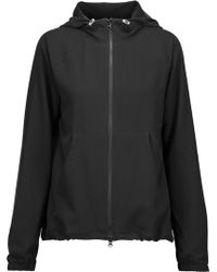 Yummie By Heather Thomson - Giselle Tech-jersey Hooded Jacket - Lyst