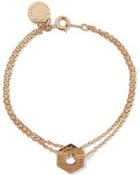 Marc By Marc Jacobs - Gold-tone Bracelet - Lyst
