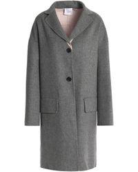 Agnona - Cashmere Coat - Lyst