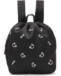 3.1 Phillip Lim - Go-go Ring-embellished Shell Backpack - Lyst