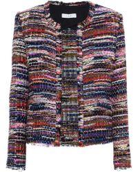 IRO - Namanta Tweed Jacket - Lyst