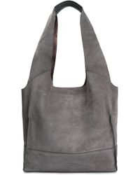 Rag & Bone - Suede Shoulder Bag - Lyst