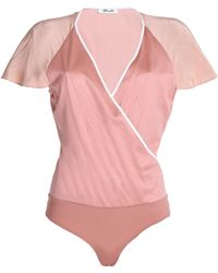 Diane von Furstenberg | Bodysuits Antique Rose | Lyst