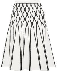 Tomas Maier - A Bomb Stretch-knit Midi Skirt - Lyst