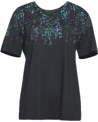 Jason Wu - Printed Cotton And Modal-blend Jersey Top - Lyst