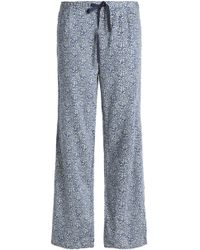Discount New Cheap Sale Inexpensive Heidi Klum Intimates Woman Printed Jersey-knit Pajama Pants White Size M Heidi Klum Intimates Buy Cheap View Natural And Freely ARktsV