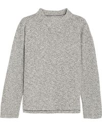 Madewell - Brie Cotton-blend Jumper - Lyst
