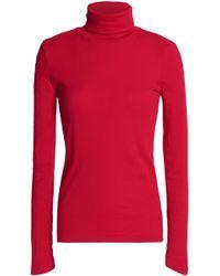 Petit Bateau - Cotton-jersey Turtleneck Top - Lyst
