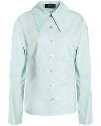 JOSEPH - Cotton-poplin Shirt - Lyst