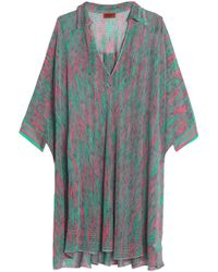 Missoni - Pointelle-knit Coverup - Lyst