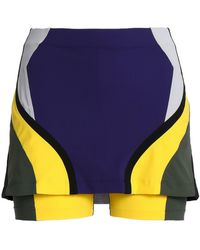 NO KA 'OI - Layered Color-block Stretch Shorts - Lyst