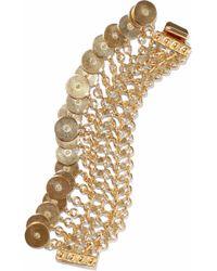 Ben-Amun - Gold-tone Bracelet - Lyst