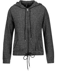 J Brand | Hueneme Stretch-knit Hooded Jacket | Lyst