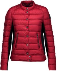 Belstaff - Silverthorn Quilted Shell Down Jacket - Lyst