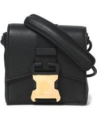 Christopher Kane - Textured-leather Shoulder Bag - Lyst
