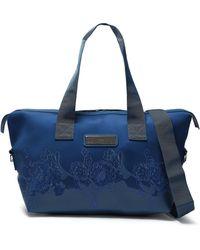 adidas By Stella McCartney - Embellished Scuba Weekend Bag Indigo - Lyst