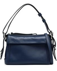 Marc By Marc Jacobs - Textured Leather Shoulder Bag - Lyst