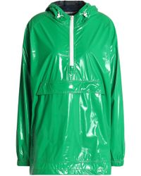 Tory Burch - Coated Shell Jacket - Lyst