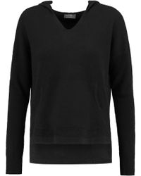 N.Peal Cashmere - Cashmere Hooded Jumper - Lyst